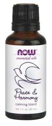 Now Solutions Peace & Harmony Oil Blend - 1 fl. oz. $12.99
