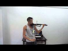 Viva la vida, violin cover by Bryson Andress