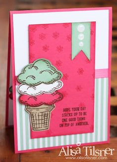 Stampin Up Sprinkles of Life