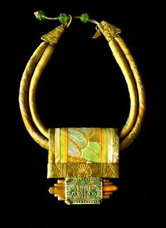 necklace by Gretchen Schields