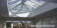 Roof Lantern, Glass Roof Lanterns, Skylights, Rooflights, Flat Roof windows, roof domes