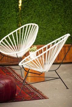 La silla Acapulco