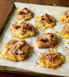Überbackene Kartoffeln - Rezepte mit Kürbis & Kartoffeln - 16 - [ESSEN & TRINKEN]