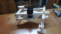 3D Router Pantograph