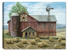 Corn Fodder - Weatherprint. This waterproof canvas Giclee' is perfect for outdoor use where it will withstand any weather conditions including rain, snow, ice, and sun. Simply wash down with a hose an