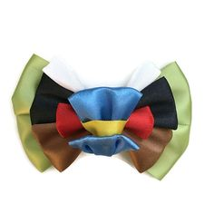 Disney Hair Bows, Diy Disney Ears, Disney Diy, Mouse Ears Headband, Ear Headbands, Disney Races, Jiminy Cricket, Disney Fanatic, Hair Shop