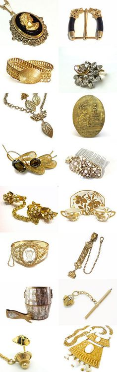 Touched by Midas by Pat on Etsy--Pinned+with+TreasuryPin.com