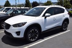 mazda cx 5 2016 white - I need this car 😍 Mazda Suv, Mazda Cars, Suv Cars, Car Car, Car For Teens, Small Suv, Car Purchase, Lamborghini Veneno, Car Shop