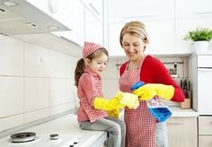 How to Get the Whole Family Involved in Spring Cleaning!