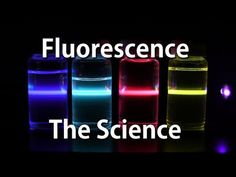 How Fluorescence Works - The Science - YouTube