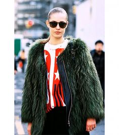 Inspiring Street Style To Rev Up Your Wardrobe via @WhoWhatWear