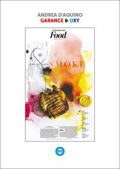ANDREA D'AQUINO / Food Illustration / @ : oxy-illustrations@orange.fr