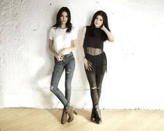 For Kendall and Kylie Jenner's fall 2015 PacSun collection, the two sisters took inspiration from Spanish and western style with looks featuring plenty of ...