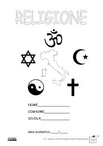 copertina_religione_LIM Math, Geography, Math Resources, Early Math, Mathematics