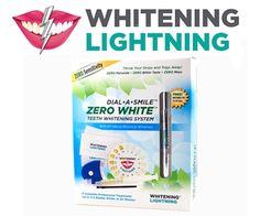 Whitening Lightning System sweepstakes