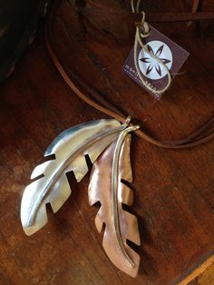 Colar Relax. Prata 950 e cobre / silver & copper