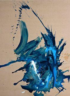 Conor Mccreedy Shades Of Blue, Modern Art, Abstract, Artwork, Art Work, Work Of Art, Auguste Rodin Artwork, Contemporary Artwork