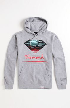 Diamond Supply Co Dealers Pullover Hoodie at PacSun.com