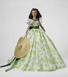 Scarlett O'Hara in Gone With The Wind Doll