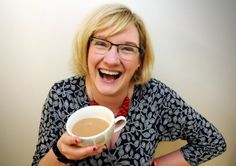 Sarah Millican. Because she went through a stage of wishing she'd have an accident so she didn't have to go to work too.