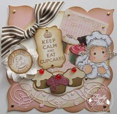 Sassy Designs By Susie At Die cut Dreams: You're the Icing on My Cake ! Magnolia Blog, Magnolia Stamps, Paper Crafting, Eat Cake, Handmade Cards, Sassy, Icing, Arts And Crafts, Scrapbooking