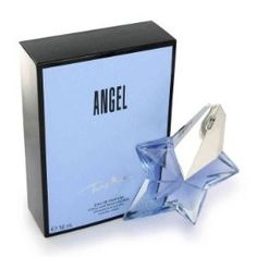Angel - Thierry Mugler. My mom wears this. Everytime I smell it, I think of her.