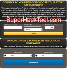 24 Best Episode Choose Your Story Hack and Cheats images in