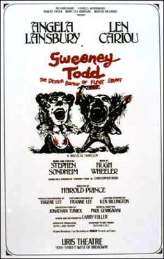 Sweeney Todd: The Demon Barber of Fleet Street - 1979