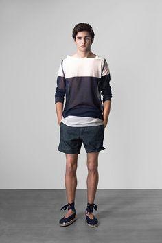colour block, menswear trend