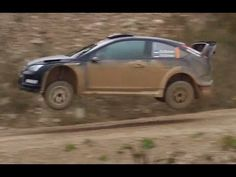 FORD FOCUS WRC 08 A8 Georg Gross   2013 Kehala RallySprint
