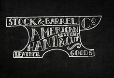 Pick up some of America's finest leather goods in our shop here!Incredible design and leather craft by our friend Parker, be sure to check him out!