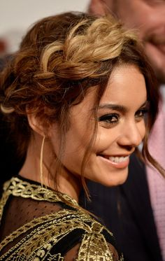 """Vanessa Hudgens - WWE & E! Entertainment's """"SuperStars For Hope"""" Event At The Beverly Hills Hotel"""