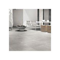 Cement Light Grey Matt Porcelain x Floor Tile Large Floor Tiles, Grey Floor Tiles, Grey Flooring, Tiles Direct, Stills For Sale, Cement, Porcelain, Lights, Living Room