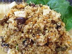 easy quinoa recipe