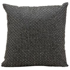 kathy ireland by Nourison Beaded Square Accent Pillow // Accent Pillow