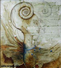 Melita GWERKOVÁ Painting, Art, Art Background, Painting Art, Kunst, Paintings, Performing Arts, Painted Canvas, Drawings