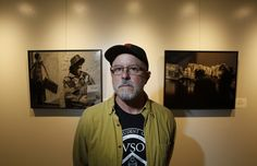 G.I. Joe photo exhibit brings to life the real plight of struggling veterans:  Social art exhibit at San Jose's Dr. Martin Luther King Jr. library is part of 'War Come Home' series that shines spotlight on the problems veterans can face after leaving military service.