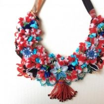 Oya Scarf Necklace - 12号室