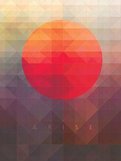 Arise by mariagroenlund