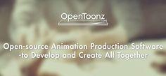 OpenToonz 1.3 Released Open Source, News