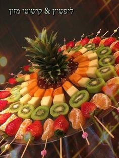 Idées délicieuses pour servir frutas en charolas o bandejas - Akp Pin