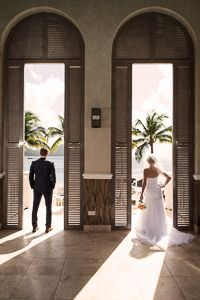 Wedding at Sandals St Lucia
