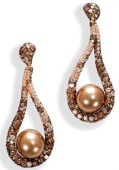 De Grisogono - God, I want these earrings!