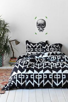 Magical Thinking Southwest Geo Duvet Cover -Urban Outfitters