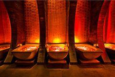 Tubs at Tao Nightclub in Las Vegas | by dgmiami