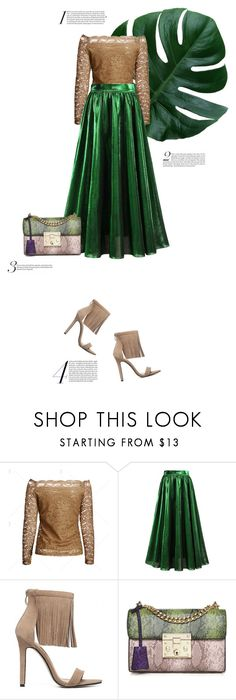 """""""Green"""" by stellina-from-the-italian-glam ❤ liked on Polyvore"""