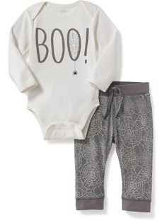 Halloween Graphic 2-Piece Set for Baby | Old Navy