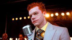 Cameron Jerome, Gotham Characters, Jerome Gotham, Gotham Joker, Superhero Tv Shows, Gotham Tv Series, Movie Makeup, Dc Tv Shows, Jerome Valeska
