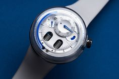 Introducing The HYT H0, Another Take On The Unusual Fluid-Filled Watch