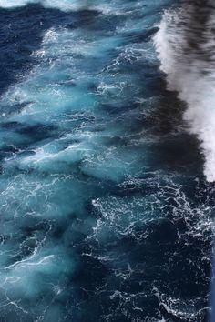 Mar, Ocean, Water, Nature, Blue, Deep Sea, Waves